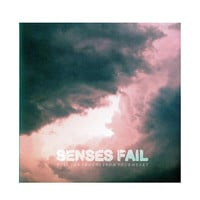 Senses Fail - Pull The Thorns From Your Heart Vinyl LP Hot Topic Exclusive