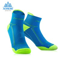 AONIJIE Quick Dry Women Men Socks Cycling Sport Socks Outdoor For Hiking Camping Trekking fitness Thick Thermosocks