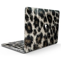 Light Leopard Fur - MacBook Pro with Touch Bar Skin Kit