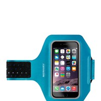 X-FIT Neoprene Smartphone Armband for iPhone 6/Galaxy S5/S4 - Blue