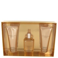 Gift Set -- 4.2 oz Eau De Parfum Spray + 3.4 oz Body Lotion + 3.4 oz Shower Gel