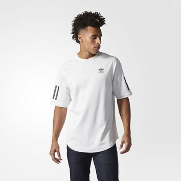 adidas Relaxed Jersey - White | adidas US