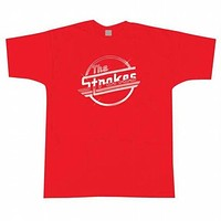 Strokes - Classic Logo Red Adult T-Shirt