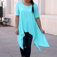 With Each Day Tunic