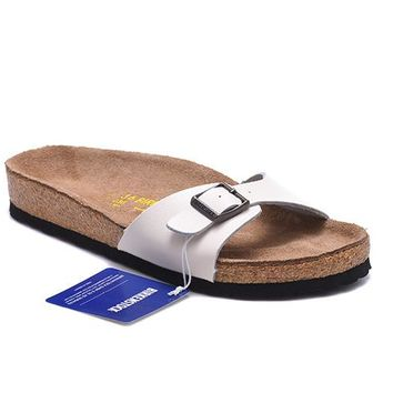 Men's and Women's BIRKENSTOCK sandals Madrid Birko-Flor 632632288-051