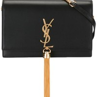 Saint Laurent Kate Monogram Chain Wallet - Farfetch