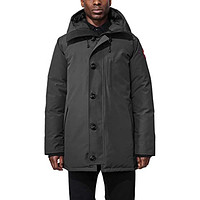 Canada Goose Chateau Slim Fit Down Parka Graphite