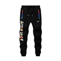 Nike Women Men Unisex Casual Pants Trousers Sweatpants-1