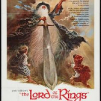 Lord Of The Rings Movie Poster 24inx36in