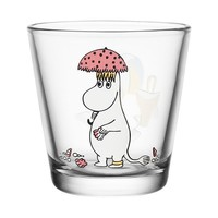 Snorkmaiden in the sun 21cl glass by Arabia