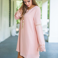 The Romance Dress, Blush
