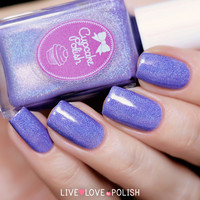 Cupcake Polish Lilac You Mean It Nail Polish