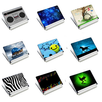 """1pcs laptop skin decal and 2pcs trackpad vinyl stickers for 12""""/13""""14"""" /15"""" /15.6"""" HP/DELL/ACER/asus notebook"""