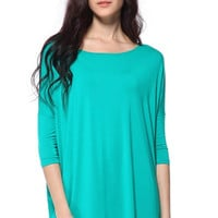 3/4 Sleeve Piko 1988 Shirt on Sale| Overstock Boutiques