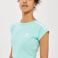 3 Stripe Crop Top by Adidas Originals | Topshop