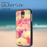 Hipster triangle pastel - Samsung Galaxy S4 Case