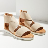 BC Footwear Ring Toss Elastic Strap Sandal | Urban Outfitters