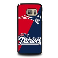 NEW ENGLAND PATRIOTS Samsung Galaxy S7 Case Cover