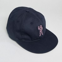 Billionaire Boys Club 6 Panel Baseball Cap With Astronaut In Navy at asos.com