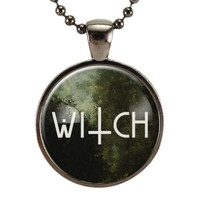 Goth Witch Necklace