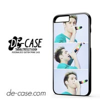 Singing Niall Horan DEAL-9623 Apple Phonecase Cover For Iphone 6 / 6S