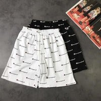 ONETOW Champion Fashion and casual shorts