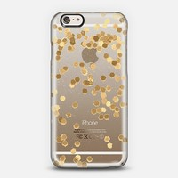 Limited Edition gold for iPhone 6 Crystal Clear Case iPhone 6 case by Monika Strigel | Casetify