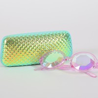 H0les OG Pink Sunglasses - Accessories - NEW IN - Womens