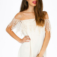 Esmerelda II Off Shoulder Dress $37