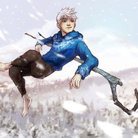 RotG - Jack Frost from beanclam