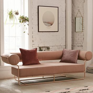Ollie Sofa   Urban Outfitters