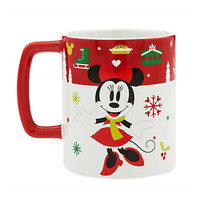 Minnie Mouse Holiday Cookie Mug | Disney Store