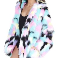 J. Valentine Hollywood Fur Coat