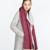 Winter Warm Cashmere Scarf [9572848399]