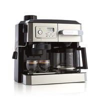 Delonghi Combination Coffee and Espresso Machine