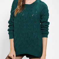 Urban Outfitters - Coincidence & Chance Sweet-Stitch Sweater