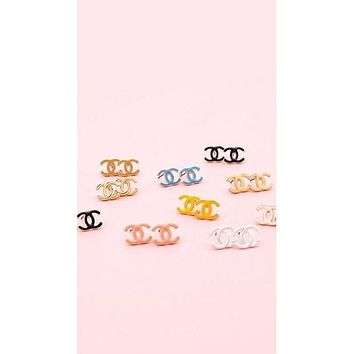 Coco Chic Post Earrings