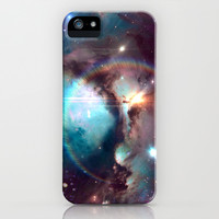 deep space - for iphone iPhone & iPod Case by Simone Morana Cyla