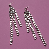 Triple Stripe Earrings