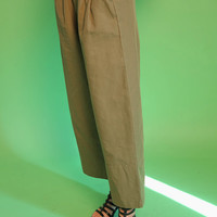 Drawstring Cord Lock Pants