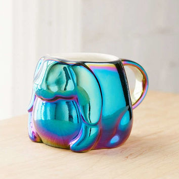 Electroplated Bunny Mug | Urban Outfitters