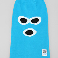 WeSC Superblast Facemask Beanie - Urban Outfitters