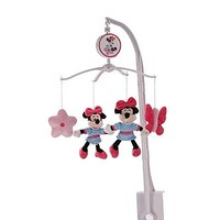 Disney Baby Minnie Mouse Mobile - Baby - Baby Gear - Baby Toys