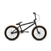 2016 Verde Eon Bmx Bike Black/Gum Xl