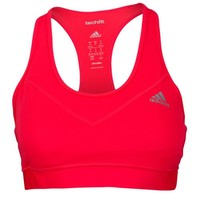 adidas Techfit Padded Bra - Women's at Lady Foot Locker