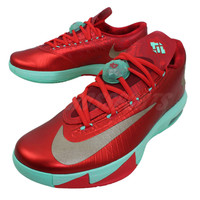 Nike KD VI 6 Christmas Pack Xmas Zoom Air Max Kevin Durant Mens Basketball Shoes