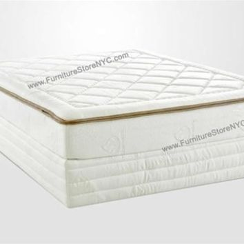 Buy The Enso Dream Weaver is a 10-inch memory foam mattress with Aloe Vera added to the cover at Discount Furniture