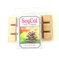 Soy Wax Candle Melts, Roasted Pinecone, Christmas scented wax, scented wax melts, organic candles