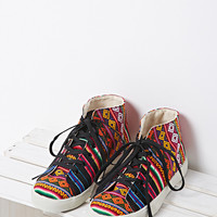 Inkkas Black Spectrum High Top Shoes