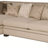 Gramercy two Piece Sectional Sofa